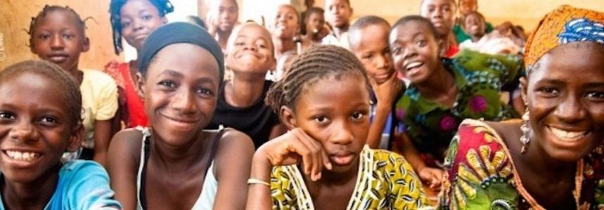Des adolescents en République démocratique du Congo