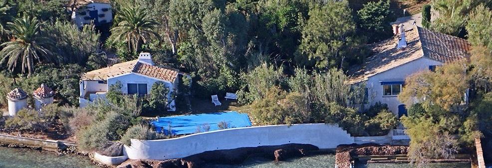 La Madrague, maison de Brigitte Bardot