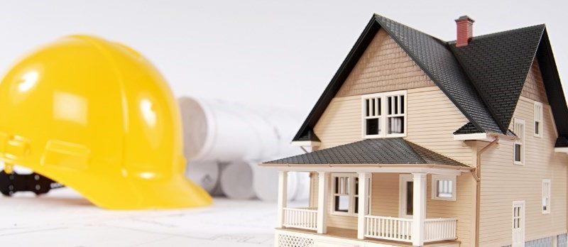 Illustration de la maison et des travaux