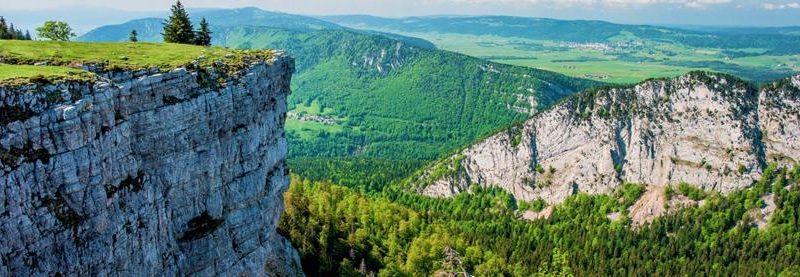 Le Haut-Jura offre un cadre naturel exceptionnel.