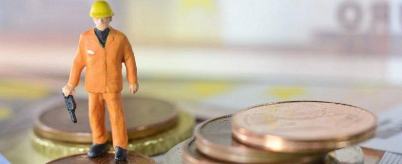 Travailleur et monnaie