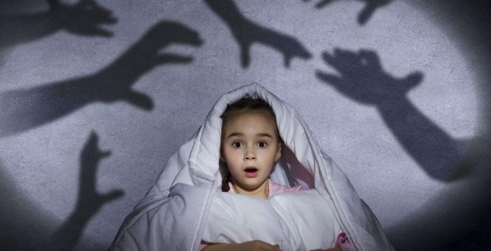Terreurs nocturnes chez l'enfant.