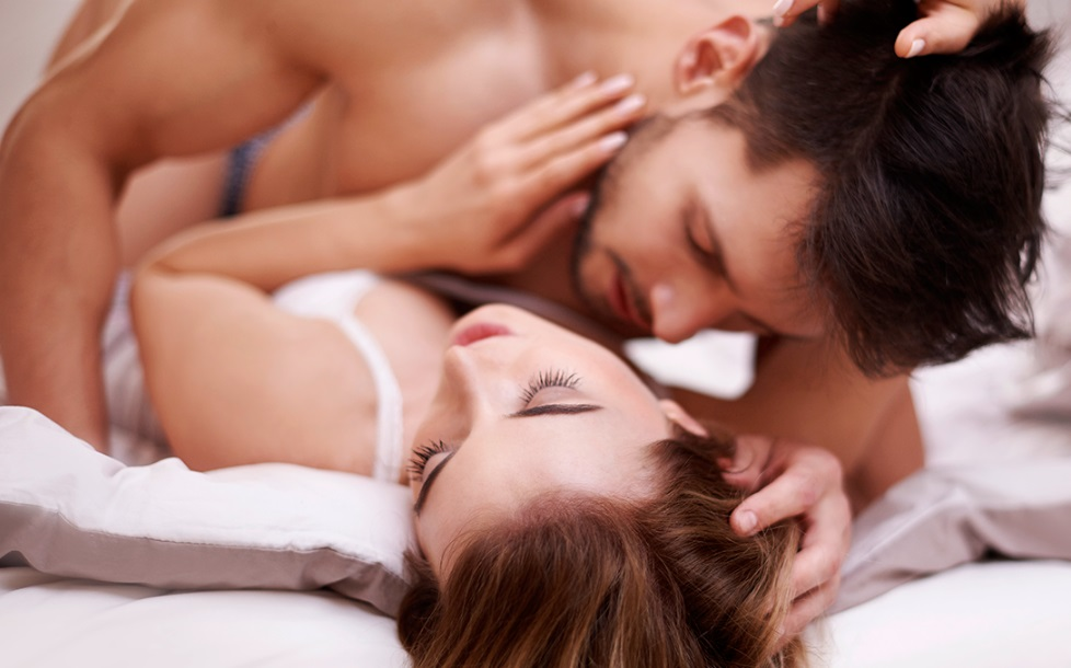 Moment intime en couple