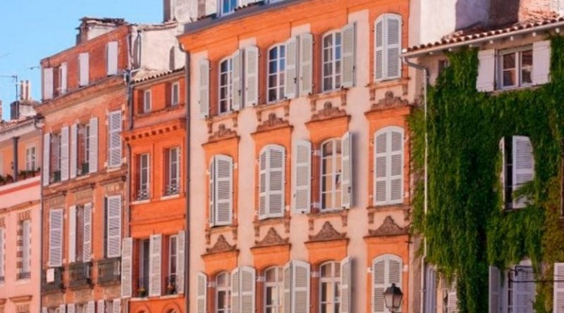 Immeubles à Toulouse