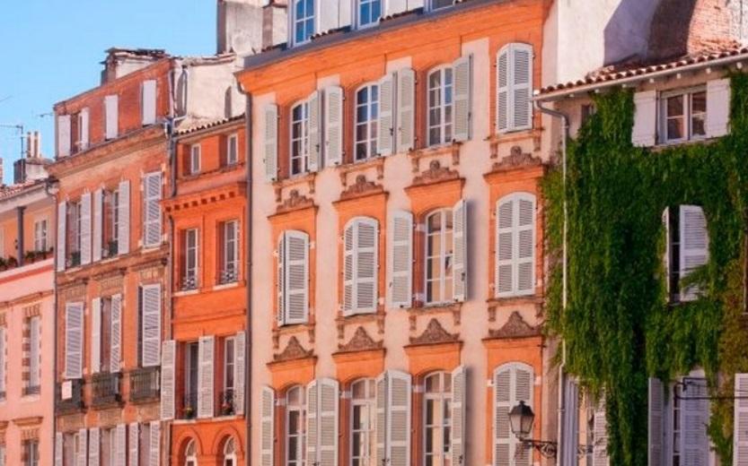 Immeubles à Toulouse