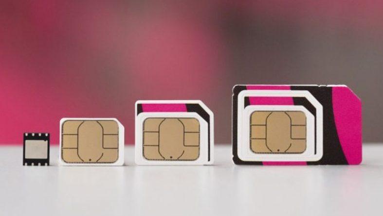 Cartes SIM