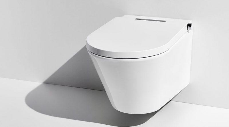Des toilettes